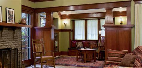 craftsman style home interior interiors craftsman design renovation