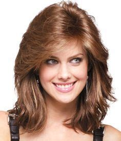 medium feathered hairstyles pictures whencom image