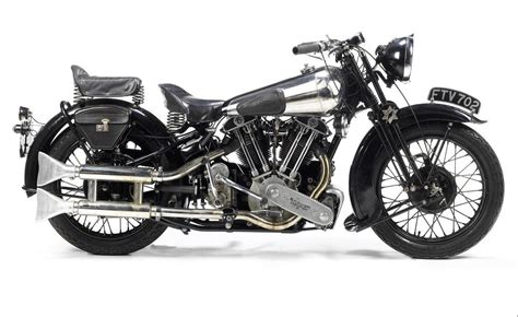 George Brough-owned 1939 Brough Superior Ss100 Up For