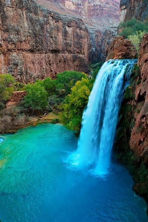 Havasu Falls Havasu Creek Arizona Adventures For The