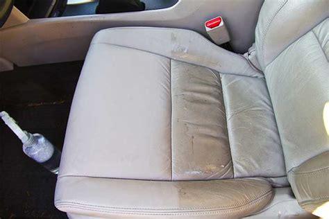 nettoyer siege voiture bicarbonate meilleures astuces detailing pour nettoyer le cuir d 39 une
