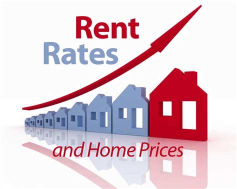 Rental Prices rising rent rising home prices rising rates inlanta