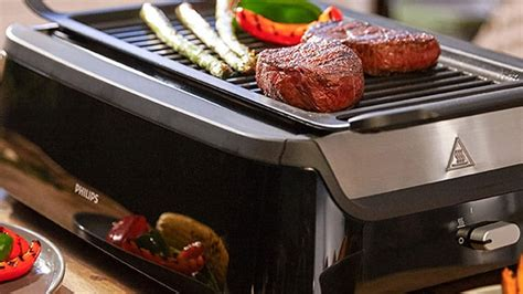 Philips Smoke-less Electric Infrared Indoor Grill | Philips