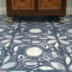 stenciled painted floors images painted