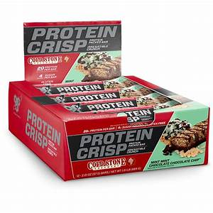 Bsn Protein Crisp Bar By Syntha