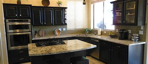 sanding kitchen cabinets nhance experts in updating oak cabinets fairfield 2101