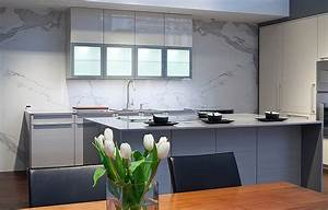 Resilient Porcelain Slabs For Kitchen Countertops, Islands
