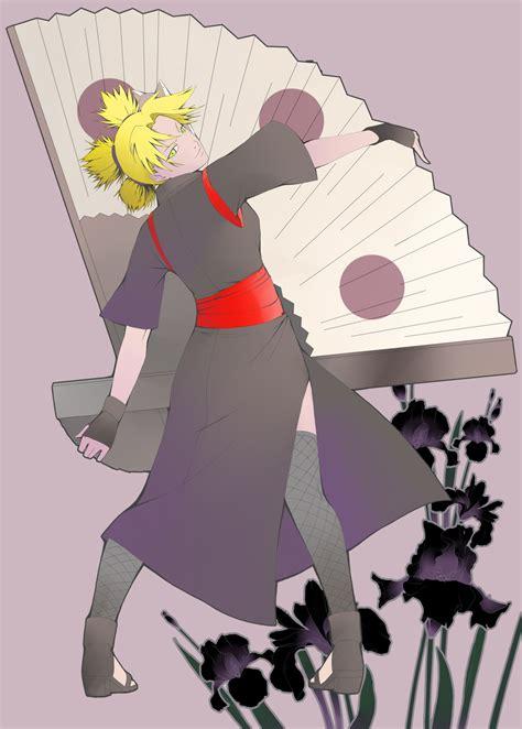 temari naruto zerochan anime image board