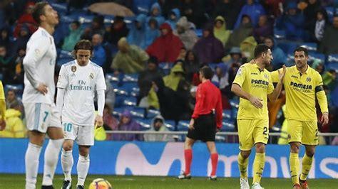 Villarreal vence al Real Madrid de último minuto