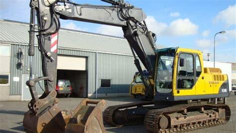 volvo ec210 excavator service repair manual service repair manual