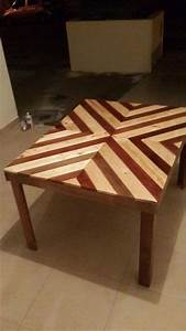 Pallet Coffee Table / Outdoor Dining Table 99 Pallets