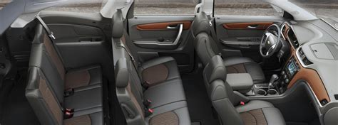 chevy traverse colors gm authority