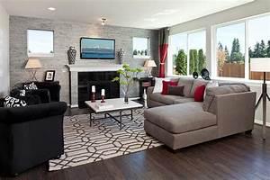 Design ideas for living room walls