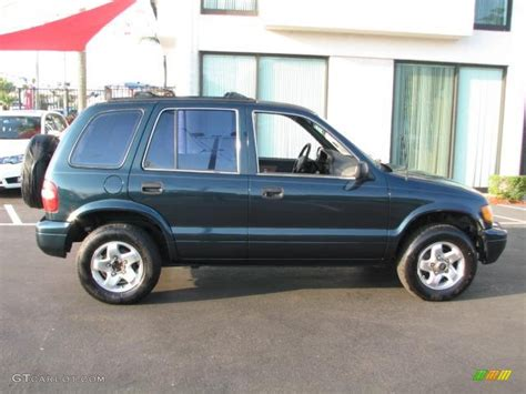 2000 Kia Sportage by 2000 Kia Sportage Standard Sportage Model Exterior Photos