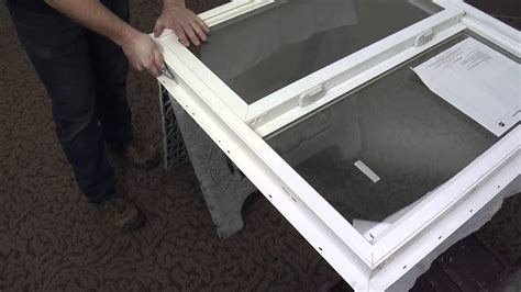 remove  nailing fin  vinyl products youtube