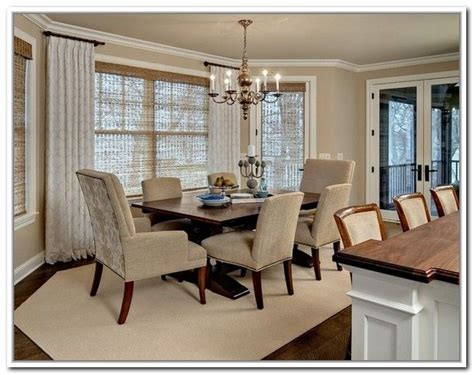 Round Dining Room Tables, Model Homes And Round Cute Curtains For Closet How To Sew With Pleating Tape Loha Linen Window Curtain Panel Pair Brown Leather Tie Backs Colors Lime Green Walls Front Door Oval Revit Wall Folding What Color Go Grey And Tan Furniture