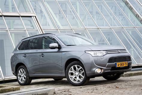 Mitsubishi Outlander Per Gallon by Test Mitsubishi Outlander 2013 Autokopen Nl