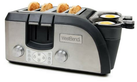 west bend 4 slice egg and muffin toaster top 10 best toaster oven reviews for 2019 kitchen maker hq