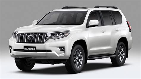 toyota land cruiser prado launched   uae