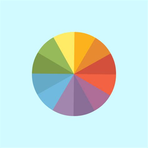 spinning color wheel gif on the early years family and lovely
