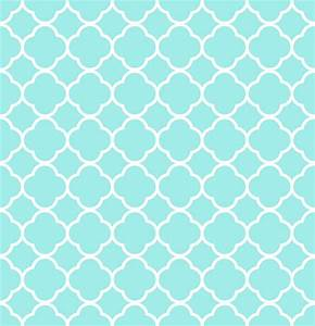 Quatrefoil Pattern Background Blue Free Stock Photo ...