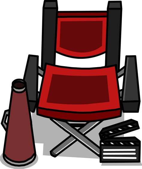 chaise r alisateur director 39 s chair penguin wiki fandom powered by wikia