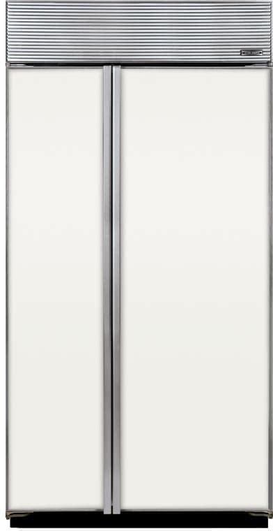 bisf   built  side  side refrigerator