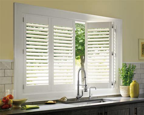 kitchen window shutters interior custom plantation shutters interior shutters houston the shade shop houston tx
