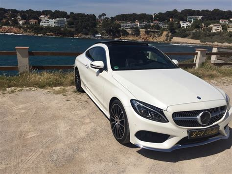 mercedes classe  coupe  cdi pack amg