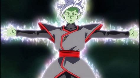 dragon ball super episode  review fused zamasu  goku