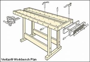 Veritas® Bench Plans - Lee Valley Tools