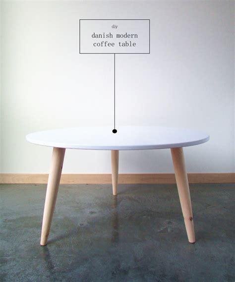 diy modern coffee table diy mesa de centro modern diy x4duros Diy Modern Coffee Table