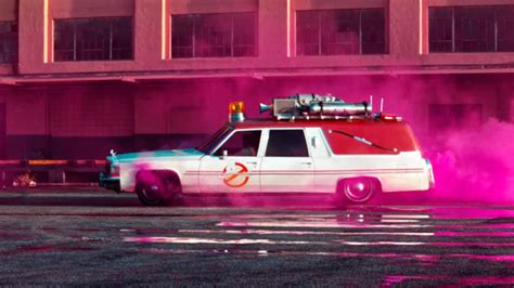 Ghostbusters Lyft Promotion Lets You Ride In The Ecto-1