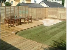 Garden Decking Ideas, project photos from landscaper and