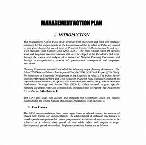 Strategic Action Plan Template - 12+ Free Sample, Example ...