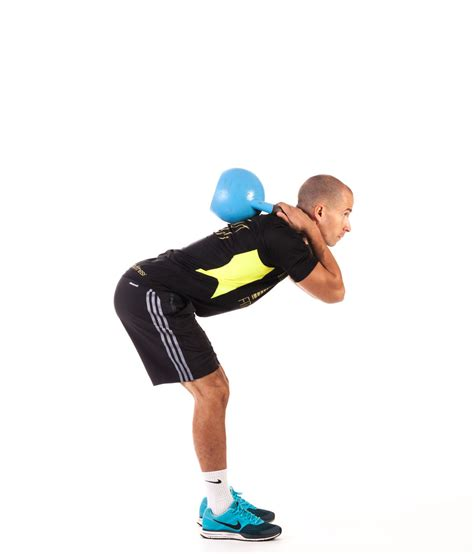 kettlebell morning fitness workout workouts body exercise around
