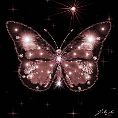 Butterfly Animated Butterflies Animation Gifs Wallpapers Glitter