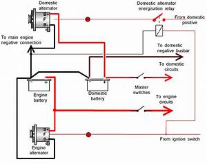 Delco Remy 3 Wire Alternator Wiring Diagram  U2013 Volovets Info