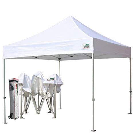 eurmax pop up canopy eurmax white 10x10 ft ez pop up canopy instant