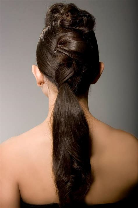 Images Of Hairstyles by Top Ponytail Hairstyles Popular For This Season
