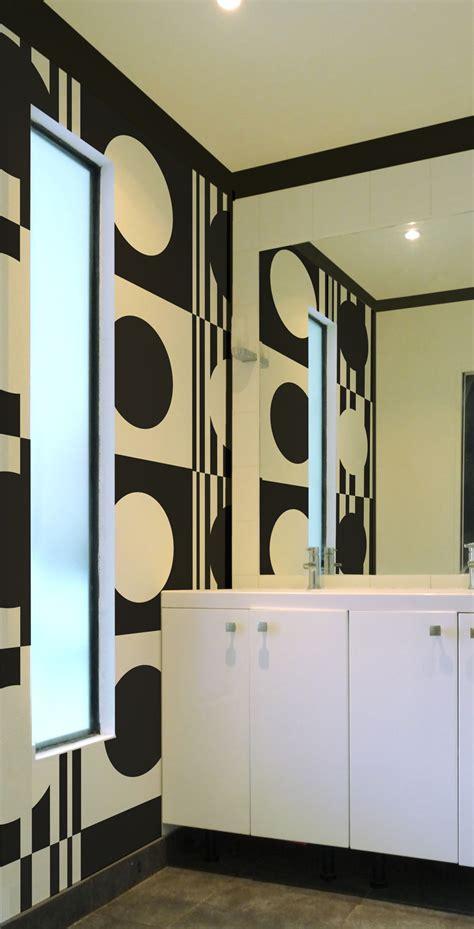 papier peint salle de bain design dootdadoo id 233 es de conception sont int 233 ressants 224