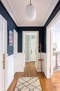 Tendance Papier Peint Couloir : ides de papier peint pour couloir et entree galerie dimages ~ Melissatoandfro.com Idées de Décoration