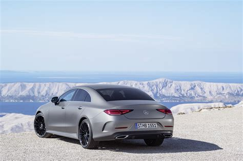 2019 Mercedesbenz Cls 450 4matic First Look Canadian