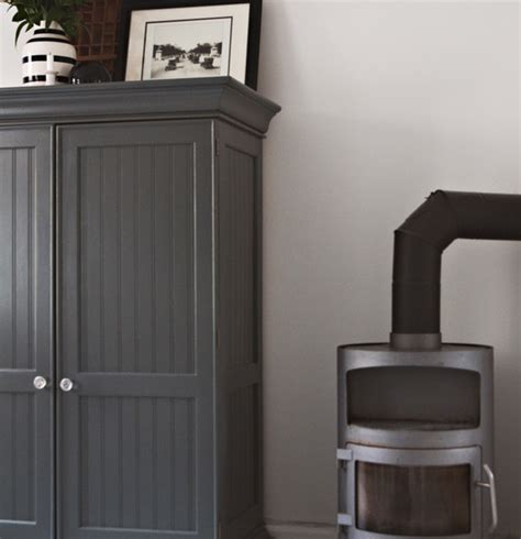 Grey Wood Wardrobe by Furniture The Charcoal Grey Paint Of The Wardrobe At