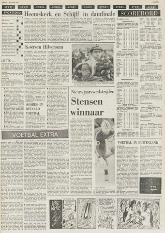 Leidsch Dagblad | 5 januari 1976 | pagina 9 - Historische ...