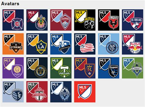 New MLS branding unveiled, along with new crest - Soccer ...