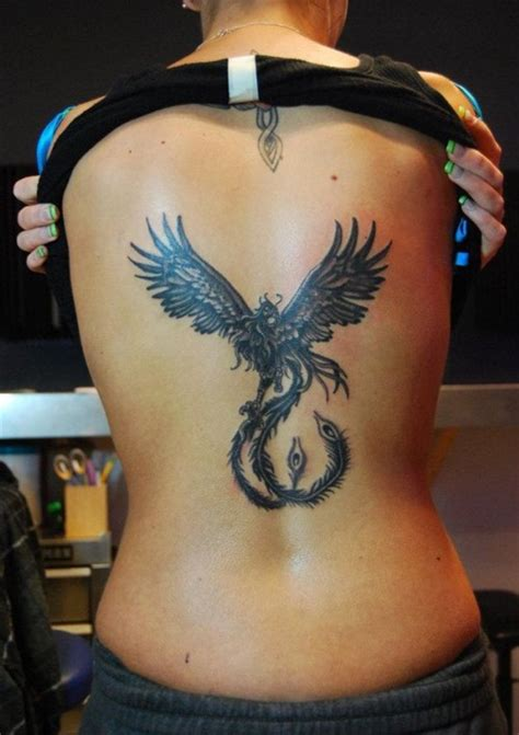 selection tatouage phoenix femme justeuntattoocom