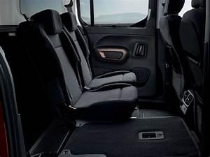 Peugeot Rifter Interieur : nouveau peugeot rifter design couleurs et quipements ~ Dallasstarsshop.com Idées de Décoration