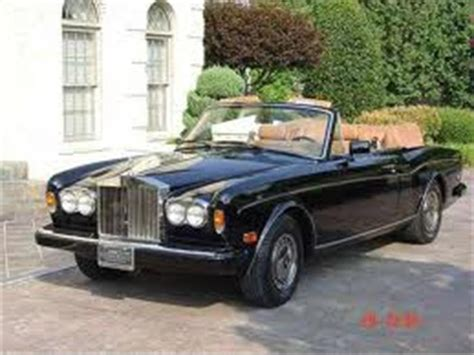 1983 Rolls Royce by 1983 Rolls Royce Corniche Information And Photos Momentcar