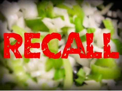 E. Coli Recall Affects Dozens Of Products At Major Retailers